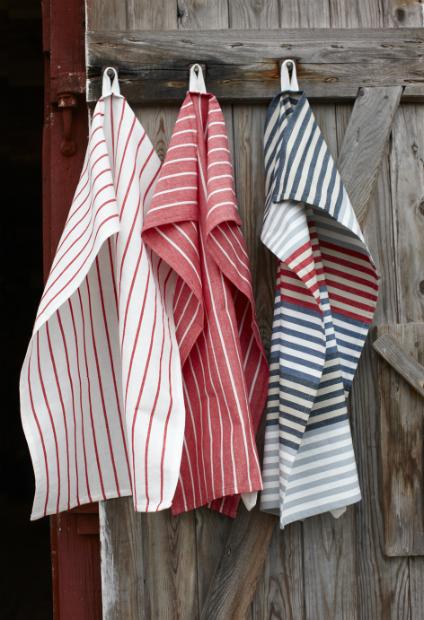 Linum Island Tea Towels, Adventino £17.00