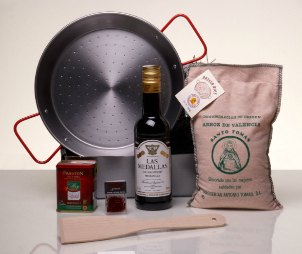 Perfect Paella Kit, Prezzybox.com £39.95