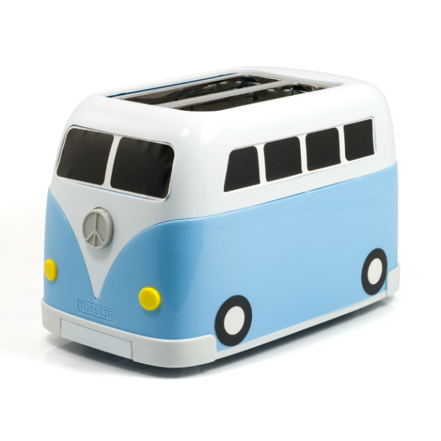 Campervan Toaster, RED5 £39.95