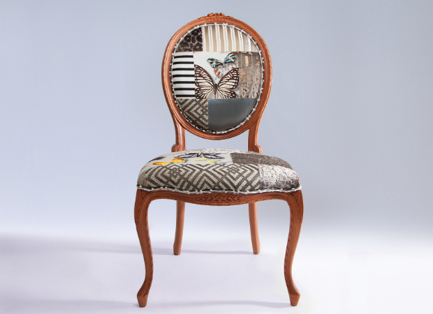French oval backed dining chair, Suzy Newton £490