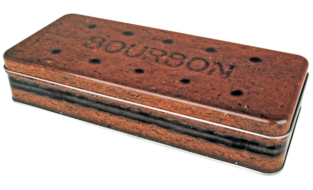 Bourbon Biscuit Tin, The Contemporary Home £10.00