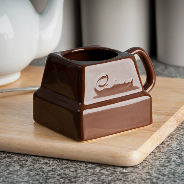 Cadbury's Chocolate Chunk Mug, Getting Personal £8.99