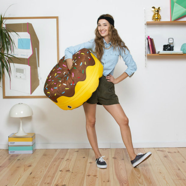 Woouf Donut Bean Bag, Amara £100