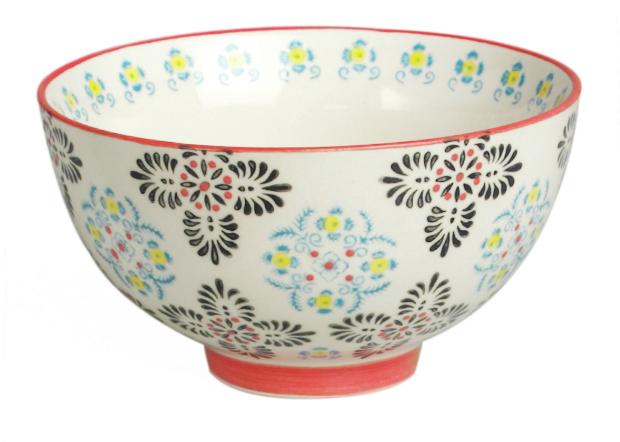 Valencia Design Small Stoneware Bowl, dotcomgiftshop.com £7.95
