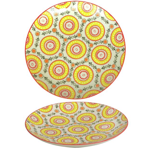 Cordoba Design Stoneware Plate, dotcomgiftshop.com £12.95