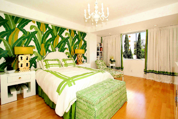 Tropical Bedroom, Source