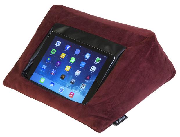 iPad Cushion Pillow Stand, mobiletoyz £24.95
