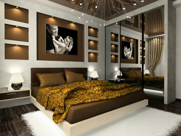 Chocolate Bedroom, Source