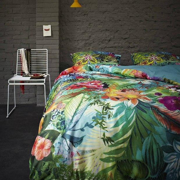 Lola Tropical Duvet Set, Not on the High Street £70.00