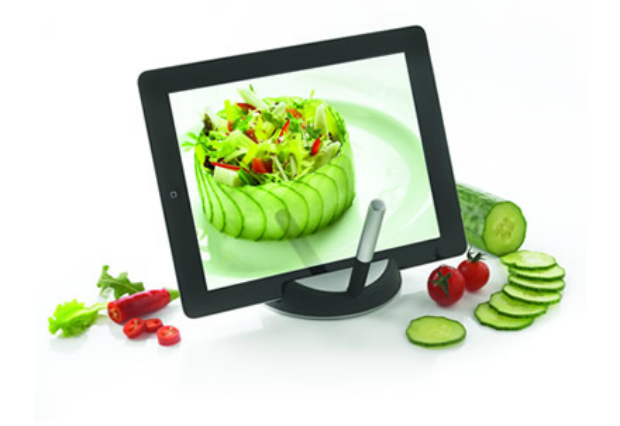 iPad / Tablet Cookbook Stand, aplaceforeverything £25.00