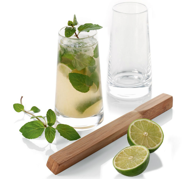 EGO Mojito Glass Set With Muddler, Occa-Home £45.00