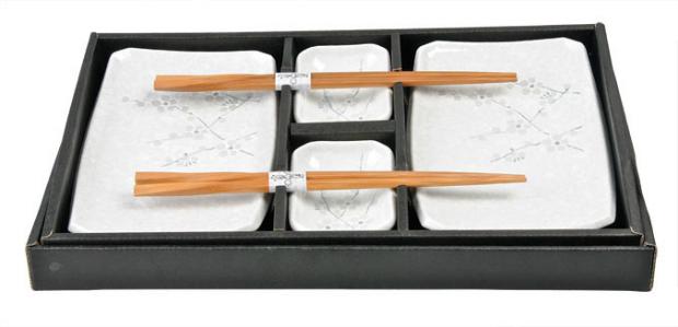 Japanese dinnerware Gift Set - Soshun, Orientique £42.50