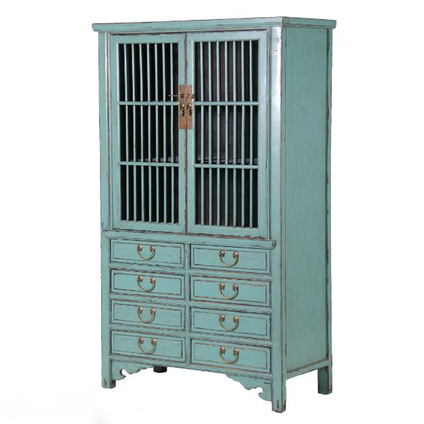 Dynasty Blue Cabinet, Alexander & Pearl £995.00