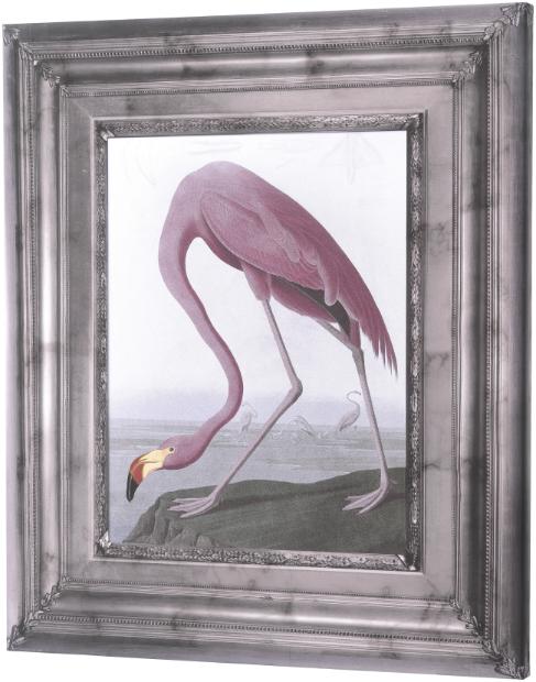Y&B Flamingo Canvas, Alexander & Pearl £120.00