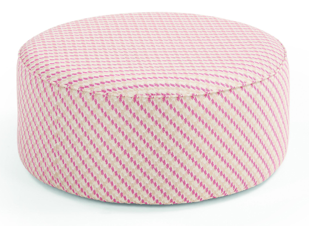 Lulu Medium Pouffe, MADE.com £199