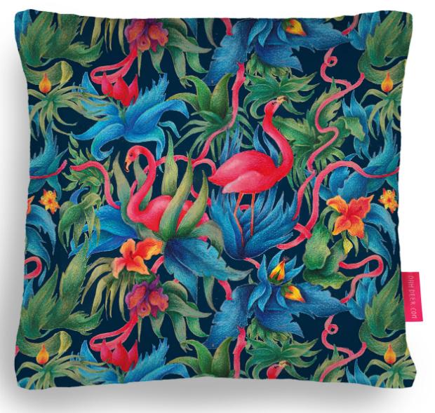 Jungle Boogie Cushion, Ohh Deer Ltd £34.95
