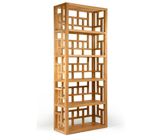 Mino Natural Bookcase, Puji £825.00