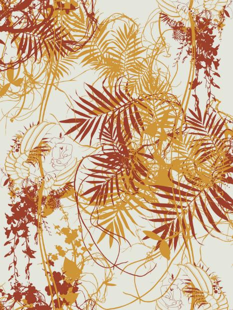 Sara Palmer Wallpaper 2 Close, Urbane Living £10.19