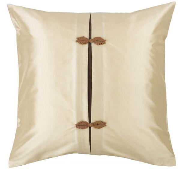Silk Cushion, Swanky Maison £85.00