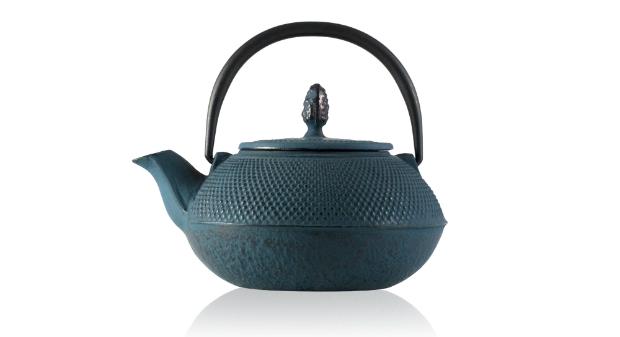 Tenshi Cast Iron Teapot, The Exotic Teapot £28.00