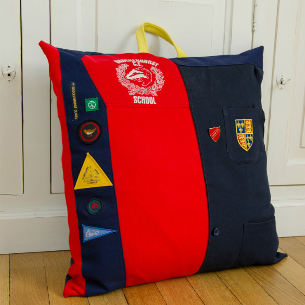 Bespoke Picnic Cushion Cover, What the Blazers £40.00