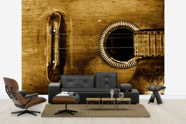 Old Guitar, Photowall £26/m2