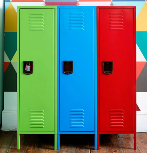 Retro Storage Locker, A Place for Everything £180.00