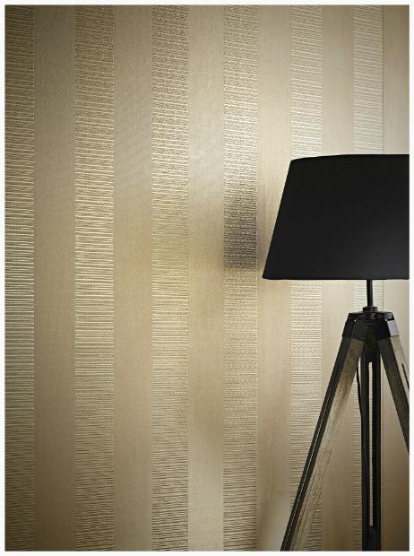 Vintage Ravello Stripe Gold, ARTHOUSE £25.99