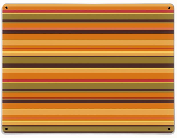 Stripes - Pumpkin notice board, Beyond the Fridge £135.00