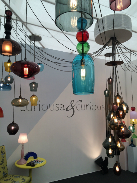 Curiousa and Curiousa at Decorex