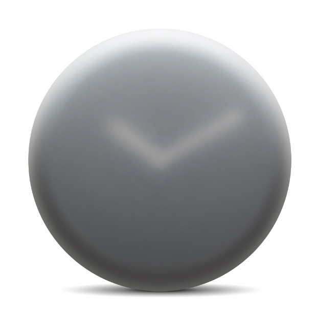 Hazy35 Wall Clock by Leff Amsterdam, Design 55 Interiors £129.00