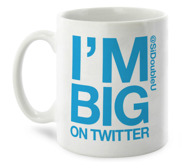 I'm Big On Twitter, GettingPersonal.co.uk £9.99