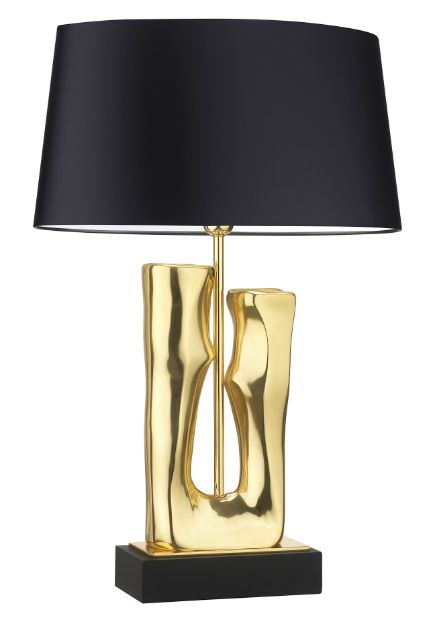 Moore Gold Table Lamp, LuxDeco £365.00