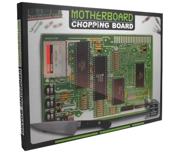 MotherboardChopping Board, No1 Gadget Store Ltd £9.99
