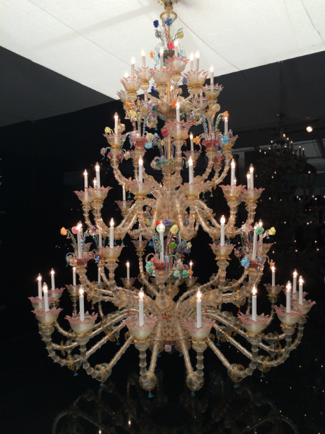Oversized Chandelier, I Dogi Group