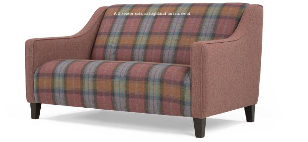 Lois 2 Seater Sofa, Made £749.00