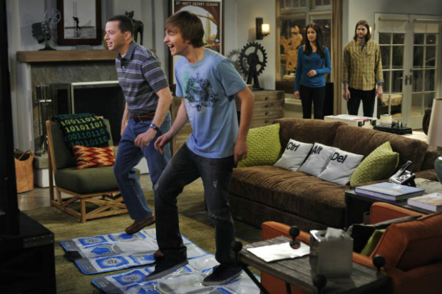 Two & A Half Men, Source