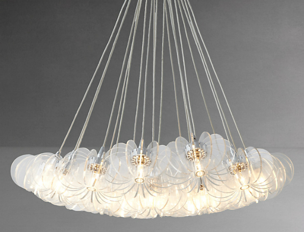 Claire Norcross Poppy Cluster Ceiling Light, John Lewis £350.00