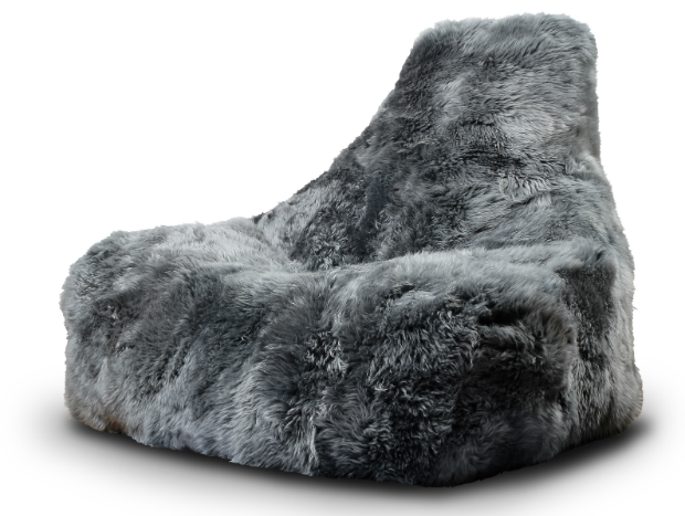Deluxe Fur Sheepskin Bean Bag, Alexander & Pearl £499.99
