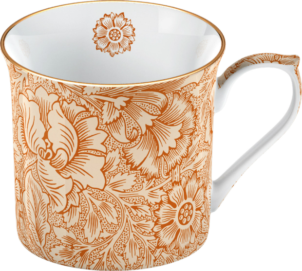 V&A William Morris Poppy Palace Mug, Creative Tops Ltd £10.88