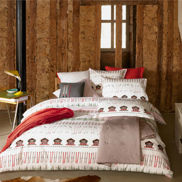 Olivier Desforges Slalom Bedding Collection, Housing Units from £25.00