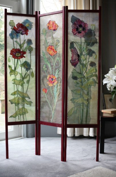 Poppy Privacy Screen, Sable & Ox £950.00