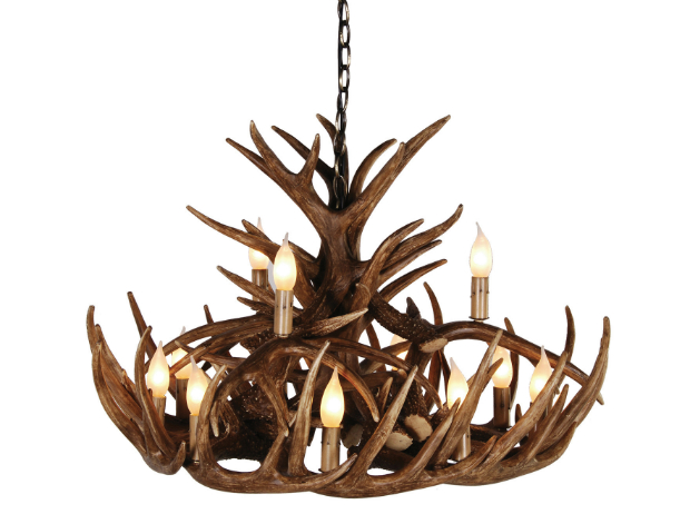 Antler Chandelier, Sweetpea & Willow £798.00