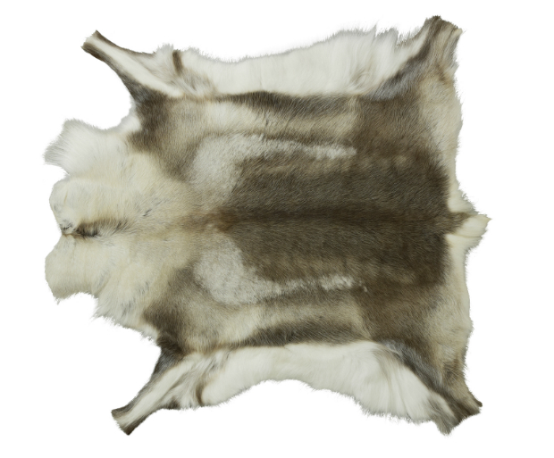 Reindeer hide cut out, The Fabulous Fleece Company £135.00