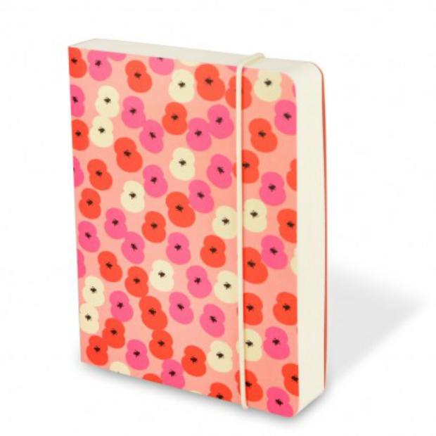 Multi Pop A6 Chunky Notebook, Poppy Shop £4.99