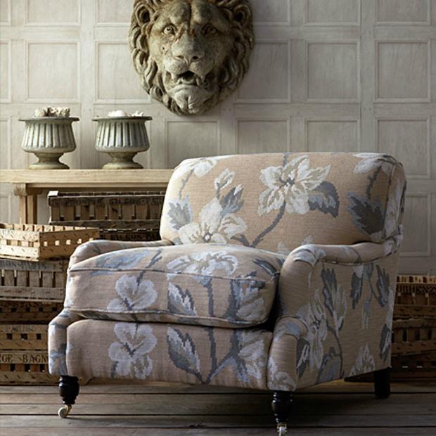 Andrew Martin Regent Wallpaper, Occa-Home £77.90