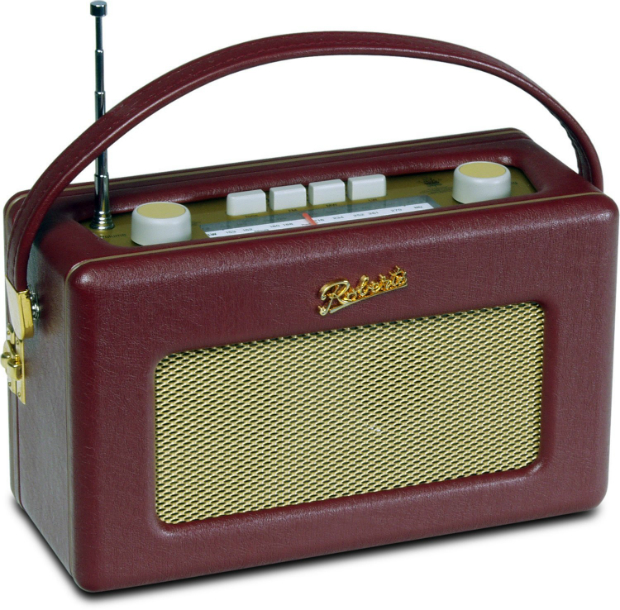 Roberts Revival R250 FM/AM/LW Portable Radio, Amazon £99.95