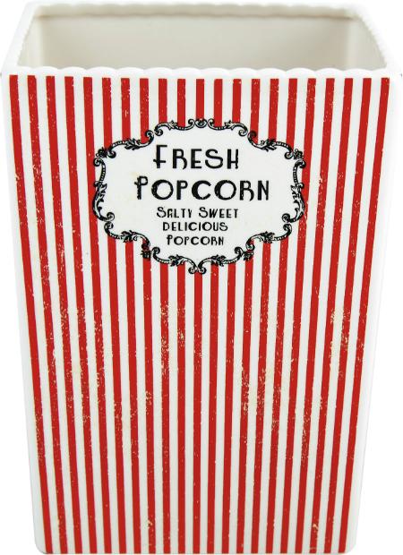 Retro Popcorn Ceramic Bowl, Creative Tops Ltd £14.99
