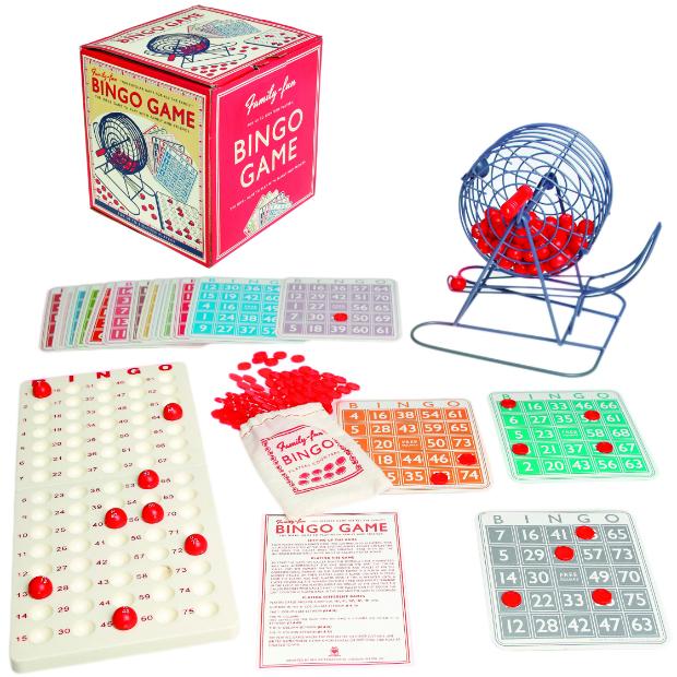 Traditional Family Bingo Game, Ellie Ellie £29.50