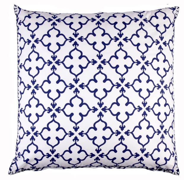 Pipal Indigo Cushion, Idyll Home £69.00